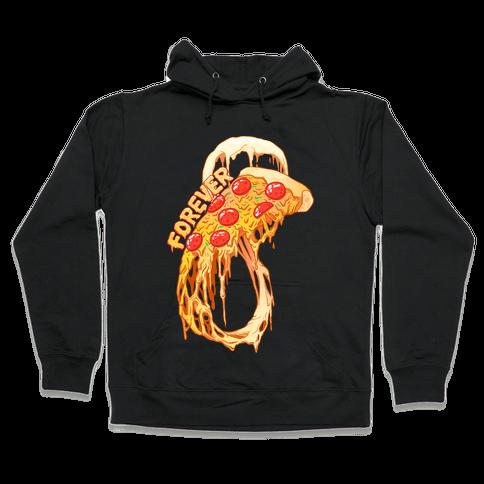 Pizza Infinity Hooded Sweatshirt