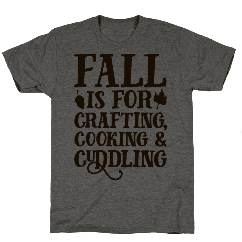 Fall Is For Crafting Cooking & Cuddling