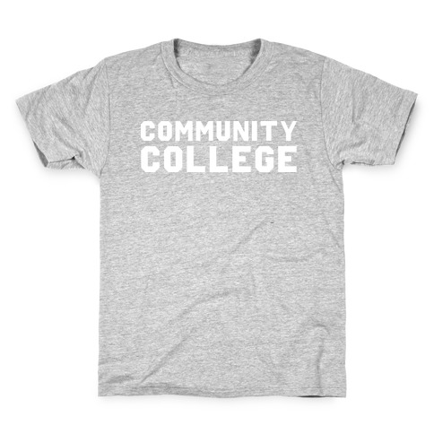 Community College Kids T-Shirt