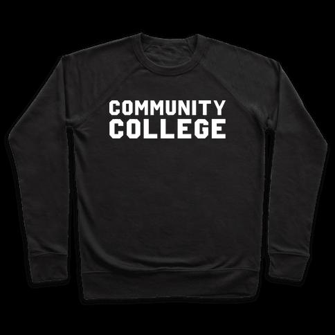 Community College Pullover
