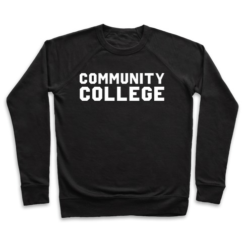 Community College Pullover