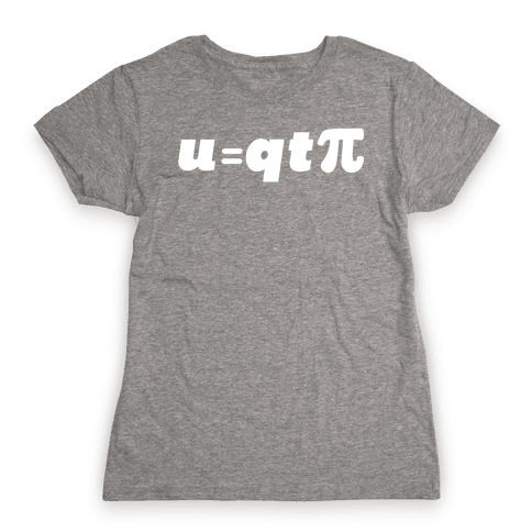 QTPI Womens T-Shirt