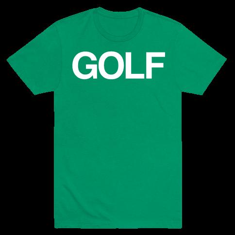 Golf Mens T-Shirt