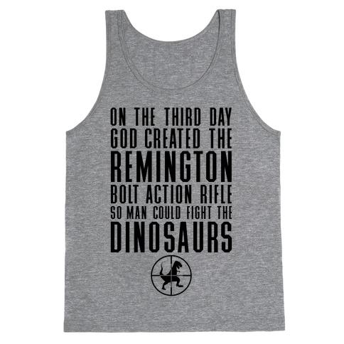 The Remington Bolt Action Rifle Tank Top