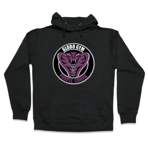 Globo Gym Hooded Sweatshirt