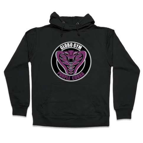 Globo Gym Hooded Sweatshirt
