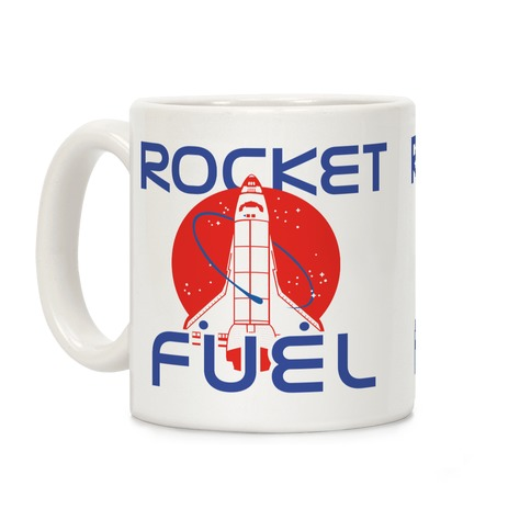 Rocket Fuel Coffee Mug