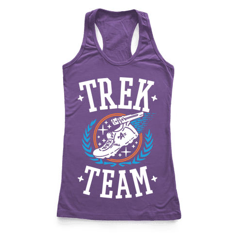 Trek Team Racerback Tank Top