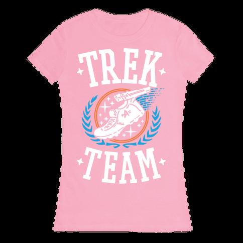Trek Team Womens T-Shirt