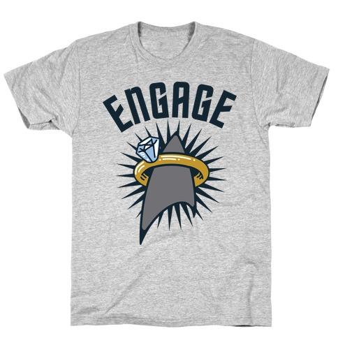 Engage! T-Shirt