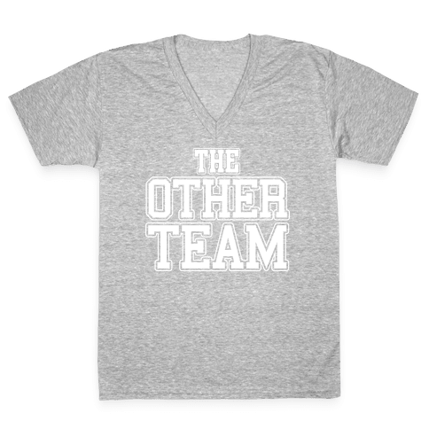 The Other Team V-Neck Tee Shirt