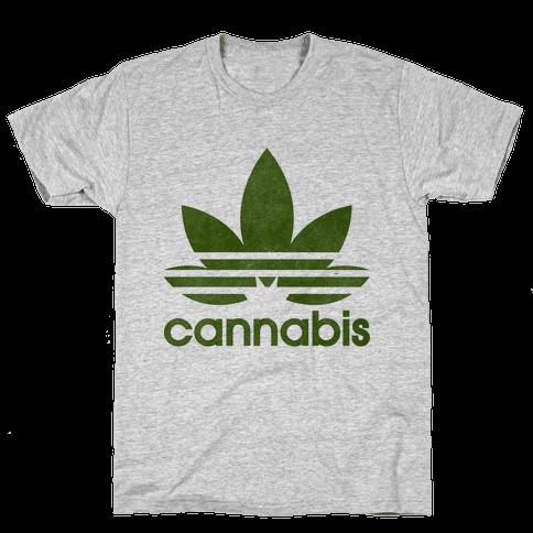 Cannabis Mens T-Shirt