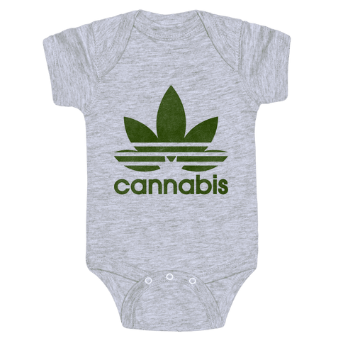 Cannabis Baby Onesy