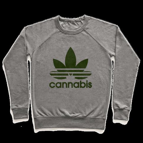 Cannabis Pullover