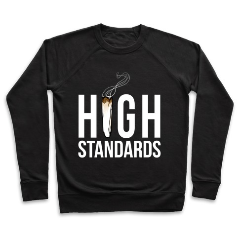 High Standards Pullover