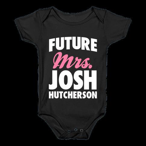 Future Mrs. Josh Hutcherson Baby Onesy