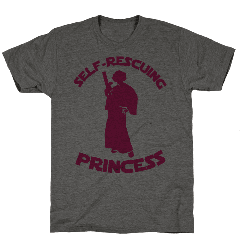 Self-Rescuing Princess