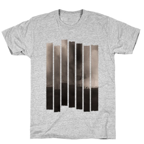 Ghostly Landscape T-Shirt
