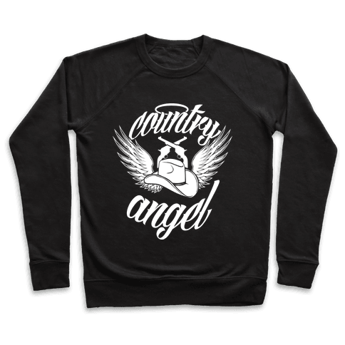 Country Angel Pullover