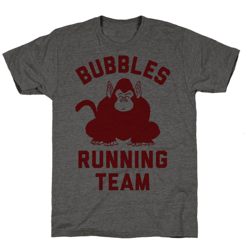 Bubbles Running Team