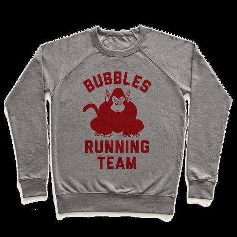 Bubbles Running Team Pullover