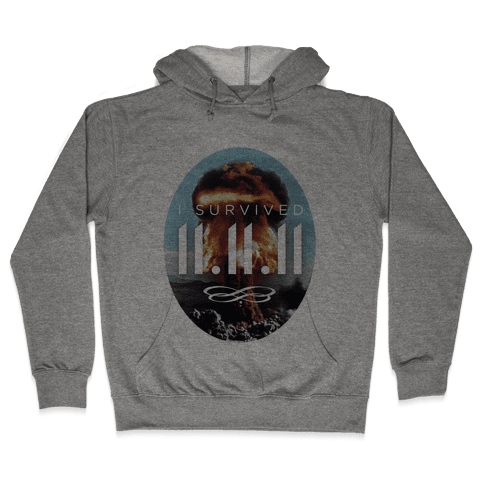 MMXI Hooded Sweatshirt