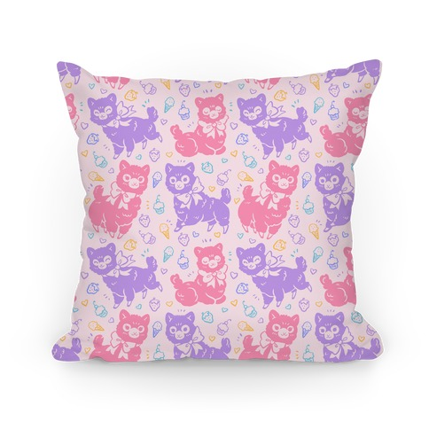 Adorable Alpacas Pillow