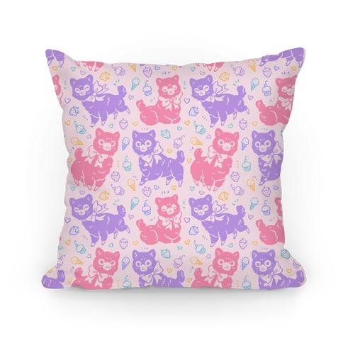 Adorable Alpacas Pillow