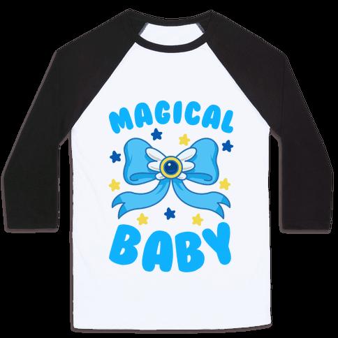 Magical Baby (Mercury) Baseball Tee