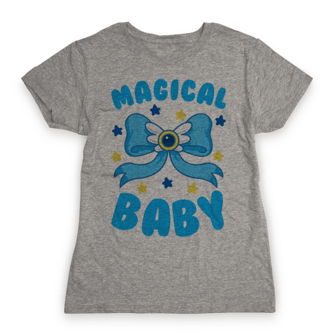 Magical Baby (Mercury) Womens T-Shirt