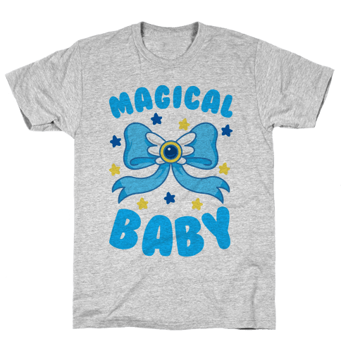 Magical Baby (Mercury) Mens T-Shirt