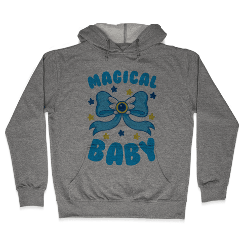 Magical Baby (Mercury) Hooded Sweatshirt