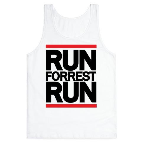 Run Forrest Run Tank Top
