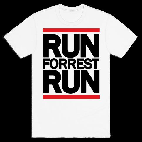 Run Forrest Run Mens T-Shirt