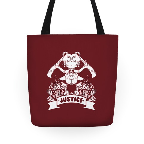 Champion of Love and Justice Tote