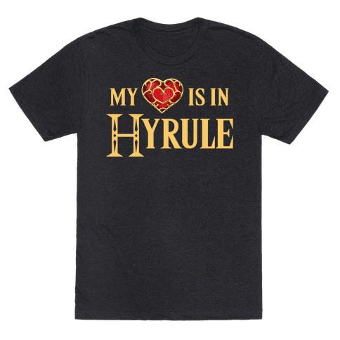 My (Heart) is in Hyrule