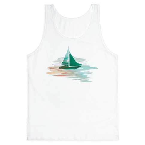 Sail The Seas Tank Top