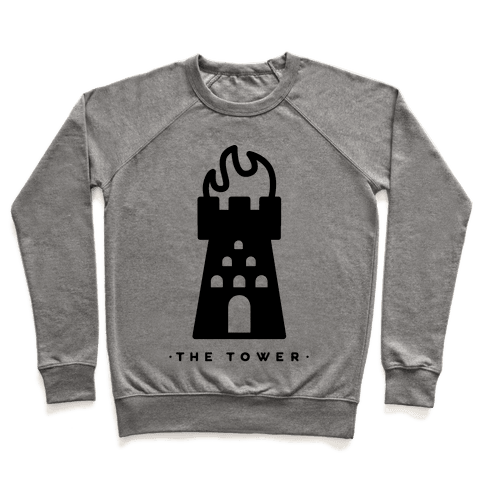 The Tower Pullover