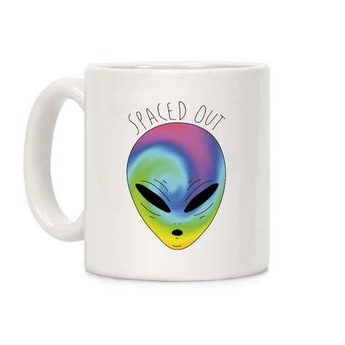 Spaced Out Coffee Mug