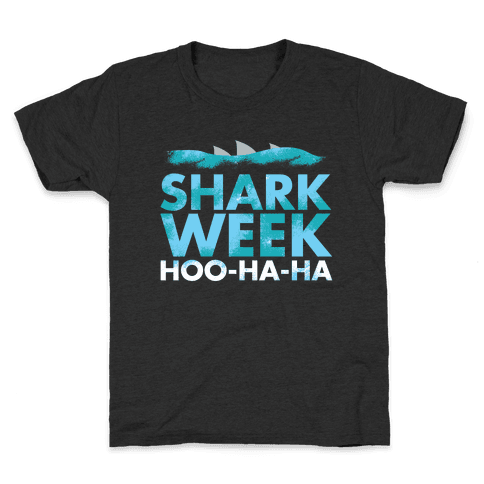 Shark Week Kids T-Shirt