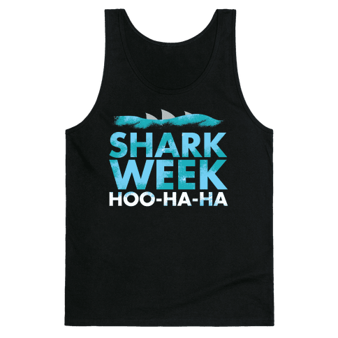 Shark Week Tank Top