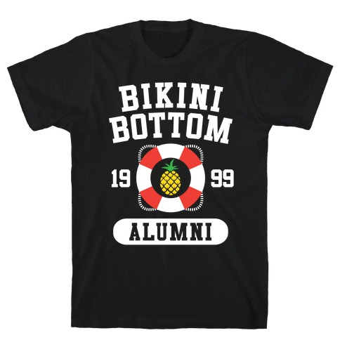 Bikini Bottom Alumni T-Shirt