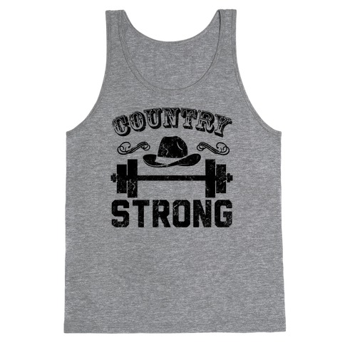 Country Strong Tank Top