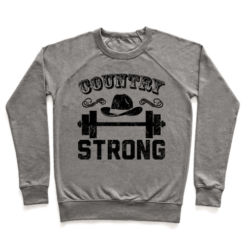 Country Strong Pullover