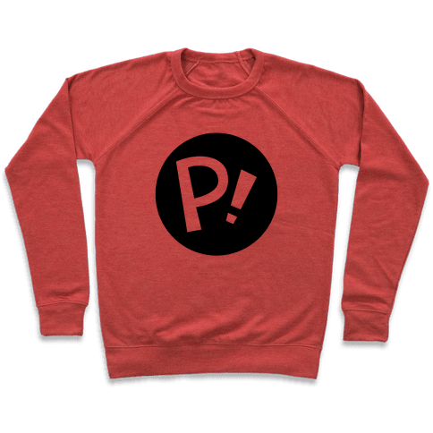 Fooly Cooly P! Sign Pullover