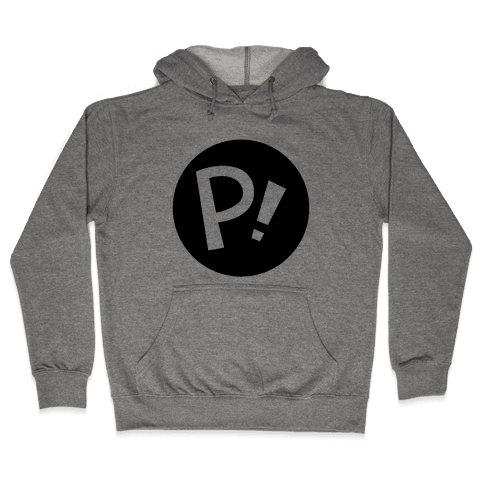 Fooly Cooly P! Sign Hooded Sweatshirt