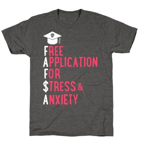 FAFSA T-Shirt