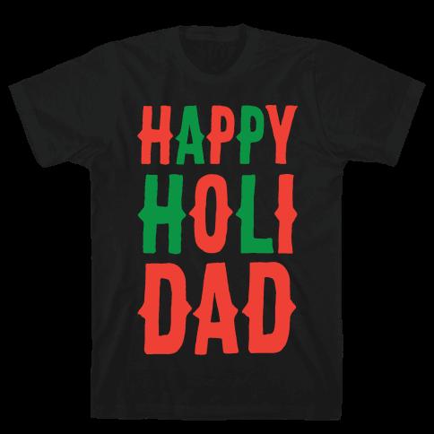 Happy Holi-Dad
