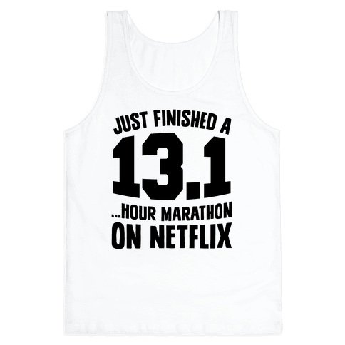 Just Finished A 13.1 Tank Top