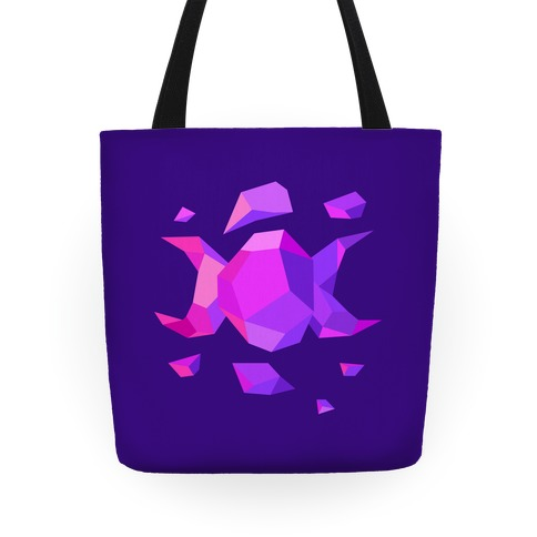 Crystal Triple Goddess Tote